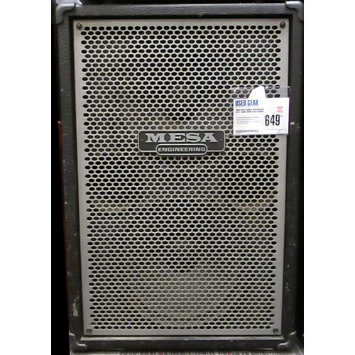 Used Mesa Boogie Powerhouse 2x15 1200W 4Ohm Bass Cabinet | Guitar ...
