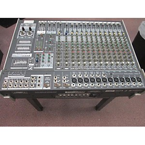 Pre-owned Yorkville Powermax 3200 Powered Mixer by Yorkville