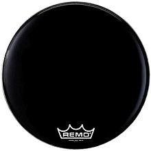 Remo Powermax Ebony Marching Bass Head