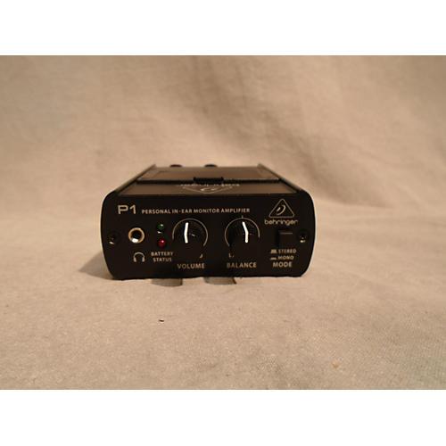 Behringer Powerplay P1 Headphone Amp-thumbnail