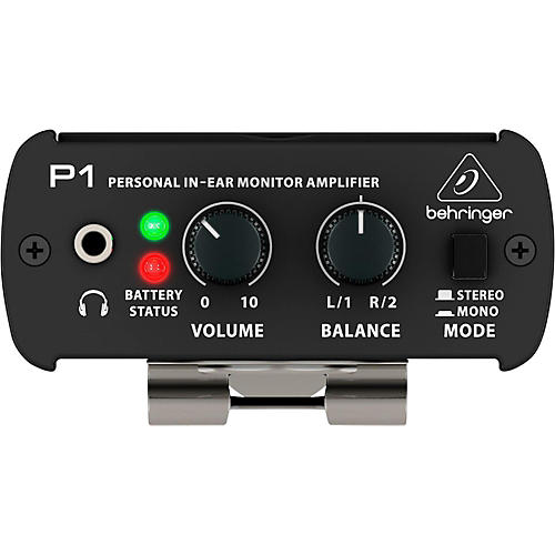 Behringer Powerplay P1 In-Ear Monitor Amplifier-thumbnail