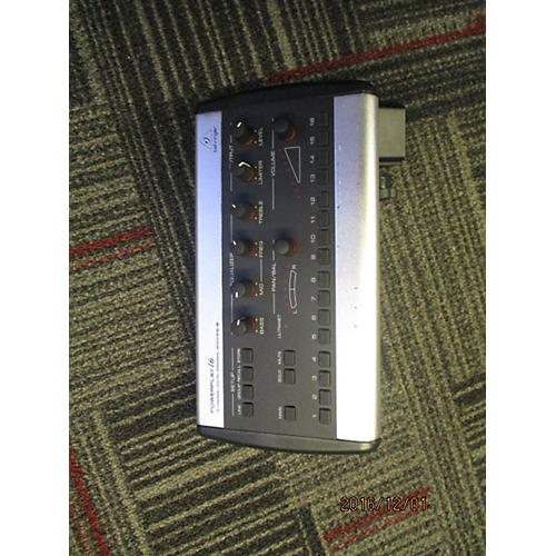Behringer Powerplay P16M Digital Mixer