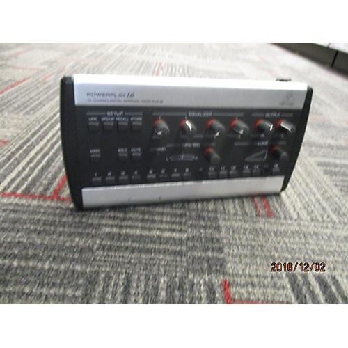 Behringer Powerplay P16M Unpowered Mixer-thumbnail