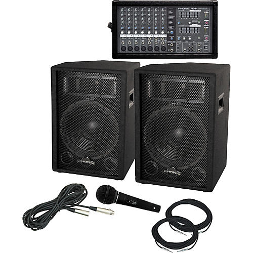Phonic Powerpod 740 Plus / S712 PA Package