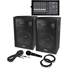 Phonic Powerpod 740 Plus / S715 PA Package
