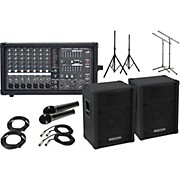 "Phonic Powerpod 780 with KPC15 15"" Speaker PA Package"