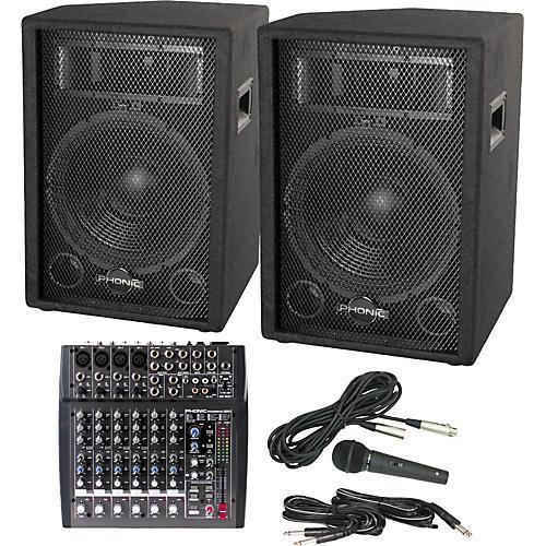 Phonic Powerpod 820 / S712 PA Package-thumbnail