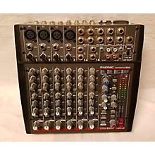 Phonic Powerpod 820 Head Powered Mixer