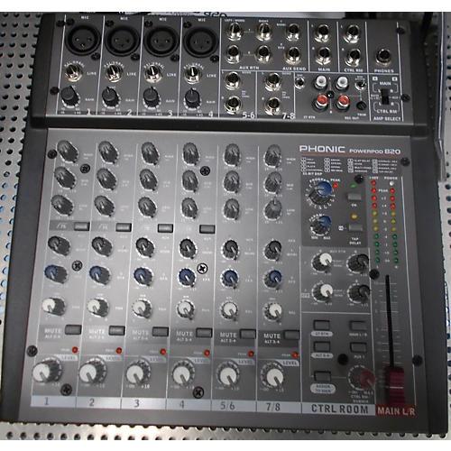 Phonic Powerpod 820 Mixer