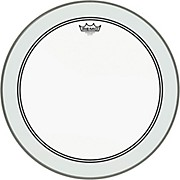Powerstroke 3 Clear Bass Drum Head with Impact Patch 22 in.