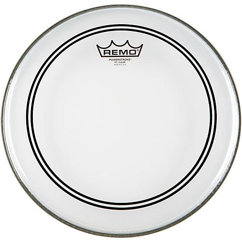 Remo Powerstroke 3 Clear Batter-thumbnail