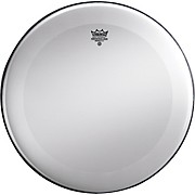 Remo Powerstroke 3 Smooth White No Stripe Bass Drum Head