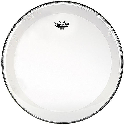 Remo Powerstroke 4 Clear Batter Drum Head 18 in.