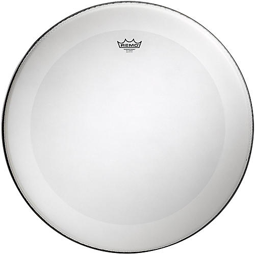 Remo Powerstroke 4 Coated Batter Bass Drum Head with Impact Patch