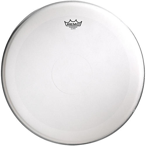 Remo Powerstroke 4 Coated Batter Drum Head with Clear Dot-thumbnail