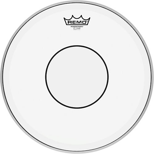 Remo Powerstroke 77 Clear Snare Drum Batter Head-thumbnail