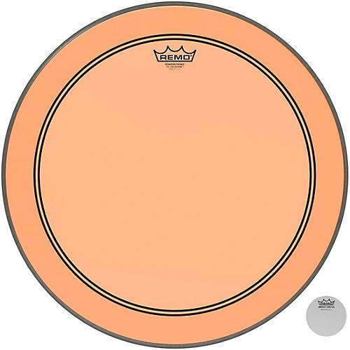 remo powerstroke p3 colortone orange bass drum head 20 in guitar center. Black Bedroom Furniture Sets. Home Design Ideas