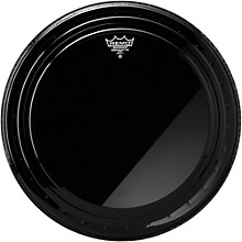 Remo Powerstroke Pro Bass Drumhead Ebony