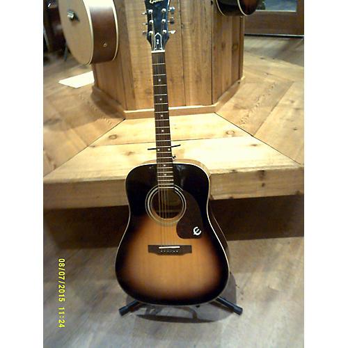 Epiphone Pr-150vs Sunburst Acoustic Guitar