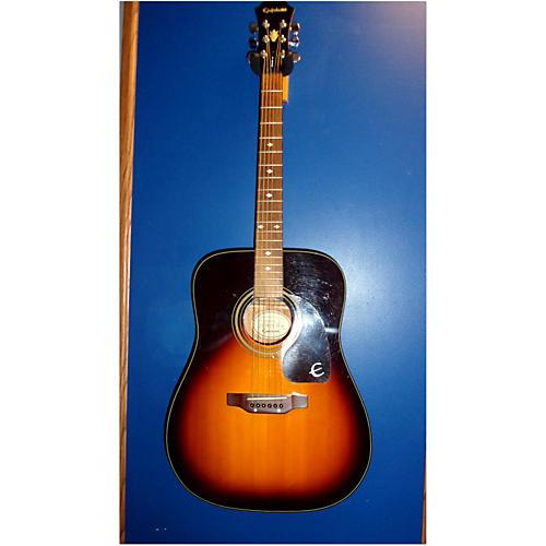 Epiphone Pr 350s Vs Acoustic Guitar