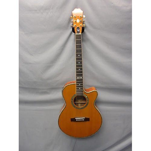 Epiphone Pr 6e Ta Acoustic Electric Guitar