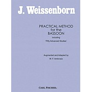 Carl Fischer Practical Method For The Bassoon