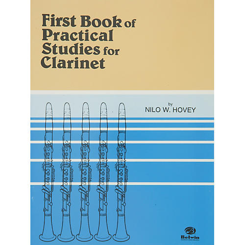 Alfred Practical Studies for Clarinet Book I