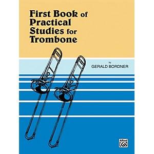 Alfred Practical Studies for Trombone Book I