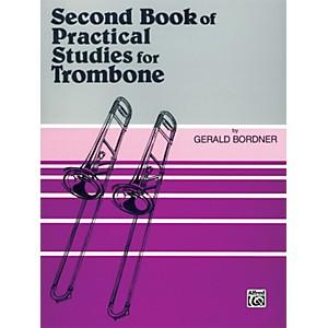 Alfred Practical Studies for Trombone Book II Book II by Alfred
