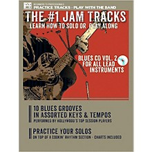 Practice Tracks Practice Trax Blues Volume 2 for All Lead Instruments