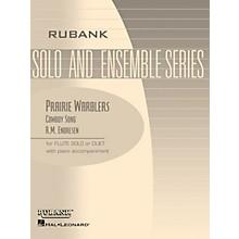 Rubank Publications Prairie Warblers Rubank Solo/Ensemble Sheet Series Composed by R.M. Endresen