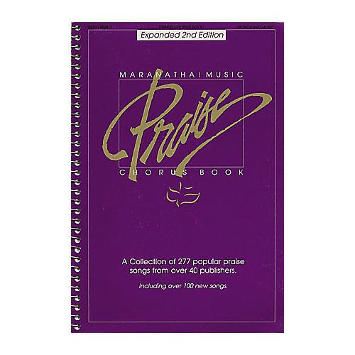 Maranatha! Music Praise Chorus 2nd Edition Book