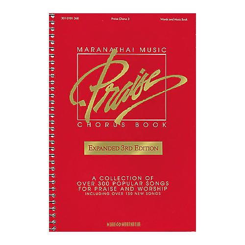 Maranatha! Music Praise Chorus 3rd Edition Book-thumbnail