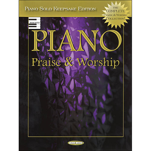 Word Music Praise & Worship Keepsake Edition arranged for piano, vocal, and guitar (P/V/G)-thumbnail