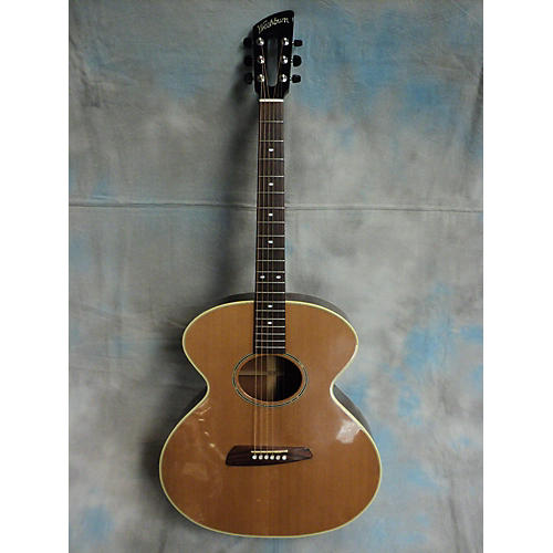 Washburn Prarie State Acoustic Electric Guitar-thumbnail