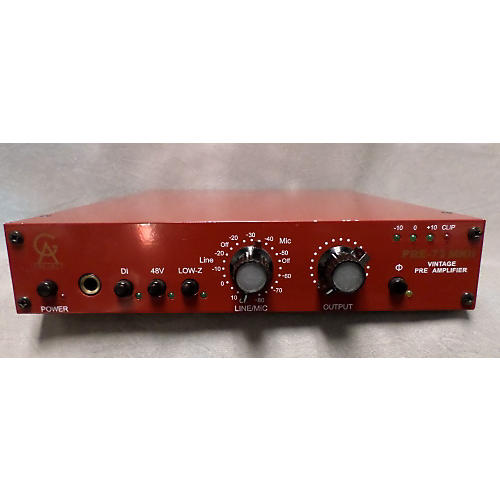 Golden Age Project Pre 73 Mkii Audio Interface