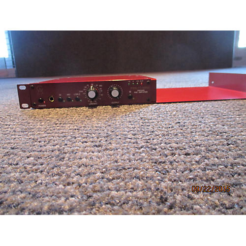 Golden Age Project Pre-73mkii Red Multi Effects Processor
