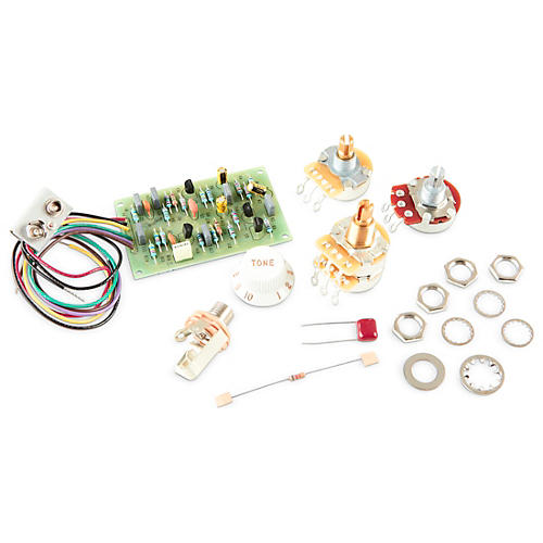 Fender Pre-Amp Mid Boost Kit 25 DB-thumbnail