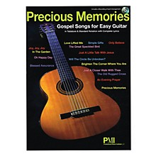 Professional Music Institute Precious Memories (Gospel Songs for Easy Guitar) Easy Guitar Series Softcover with CD