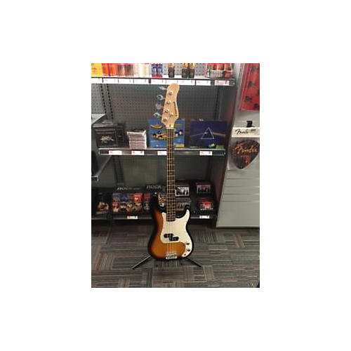Crestwood Precision Bass Electric Bass Guitar-thumbnail