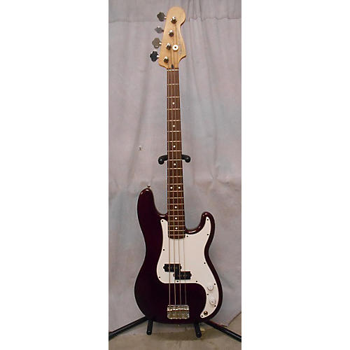 Fender Precision Bass Wine Red Electric Bass Guitar