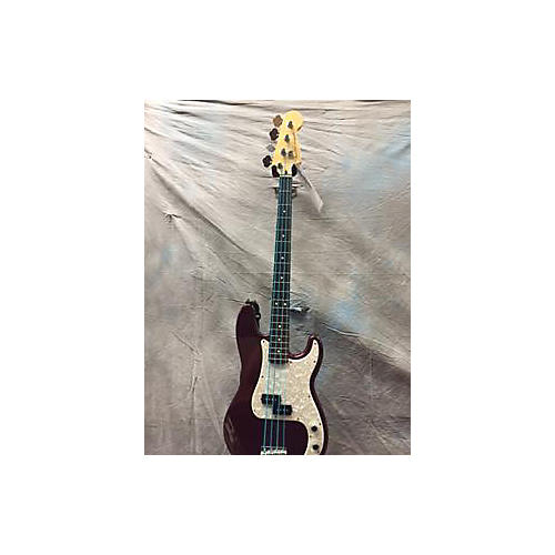 Fender Precision Electric Bass Guitar