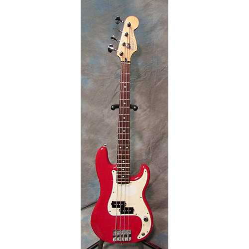 Fender Precision Short Scale Electric Bass Guitar