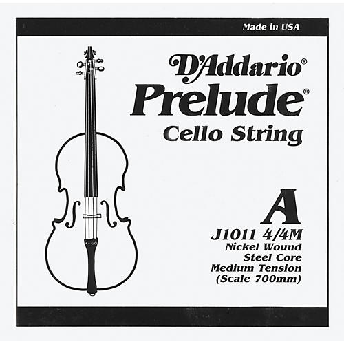 D'Addario Prelude 4/4 Cello A String