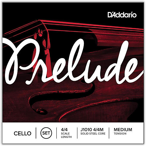 D'Addario Prelude Cello String Set-thumbnail