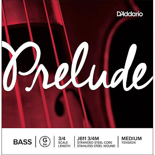 D'Addario Prelude Series Double Bass G String-thumbnail