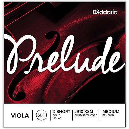 D'Addario Prelude Series Viola String Set-thumbnail