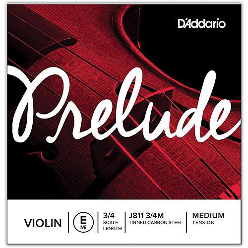 D'Addario Prelude Violin E String-thumbnail