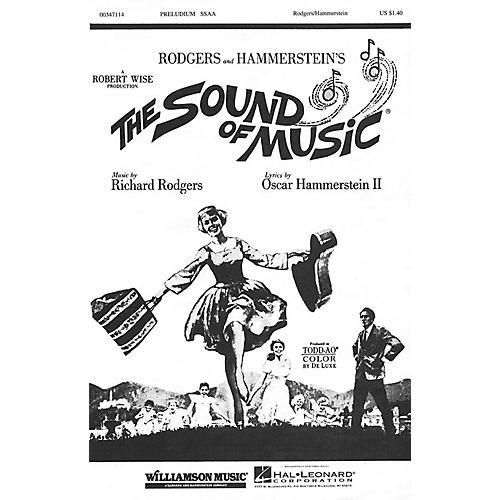Hal Leonard Preludium SSAA A Cappella
