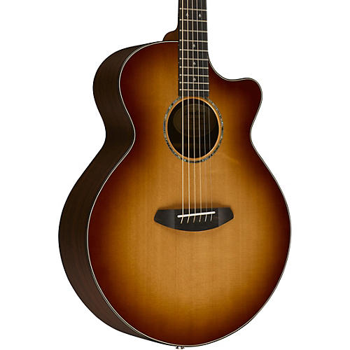Breedlove Premier Auditorium Copper CE Sitka Spruce - East Indian Rosewood Acoustic-Electric Guitar-thumbnail